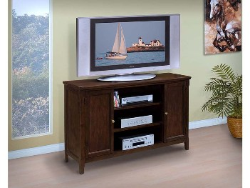 New Classic Timber City 60-Inch TV Stand