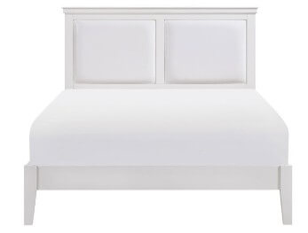 Homelegance Seabright White Queen Bed