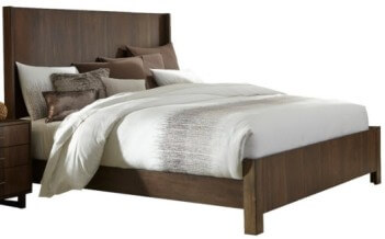 Homelegance Gulfton Hardwood Queen Bed