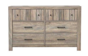 Coaster Adelaide Wood-Look Dresser