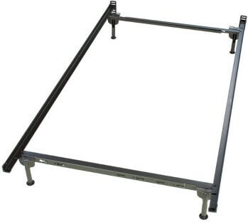 Glideaway Twin/Full Metal Bed Frame