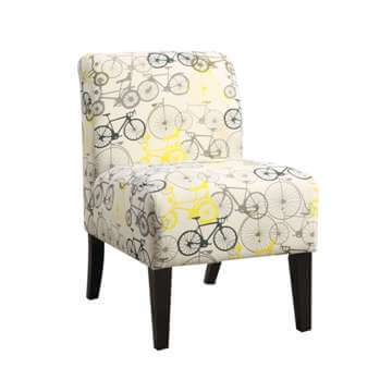 Acme Ollano Bicycles Accent Chair