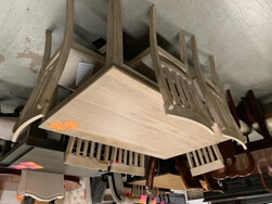 Ashley Mattilone Dining Set with 6 Chairs