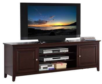 New Classic Guinness Merlot 72-Inch TV Stand