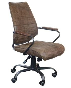 Coaster Julia Brown Office Chair