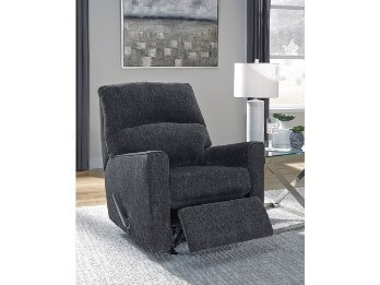 Ashley Alki Slate Rocker/Recliner