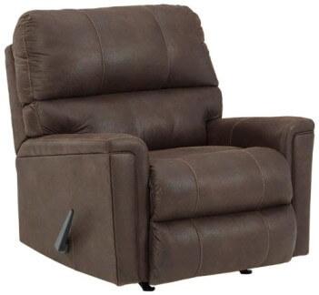 Ashley Northwest Chestnut Rocker/Recliner