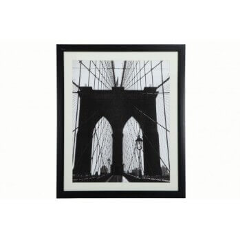 Coaster Brooklyn Bridge Wall Art