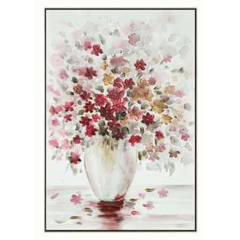 Coaster Colorful Bouquet Wall Art