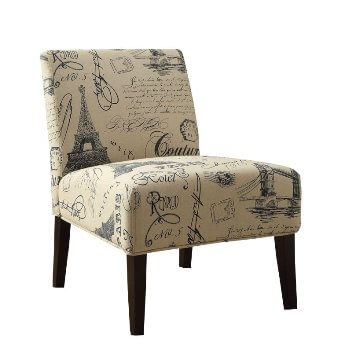 Acme Parisian Accent Chair