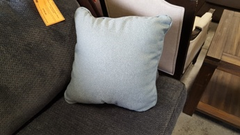 Ashley Silver Throw Pillows (set of 2)
