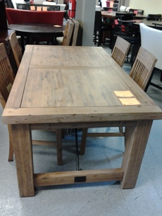 Modus Autumn Cider Dining Table with 2 Leaves