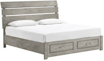 Emerald Brentwood King Storage Bed