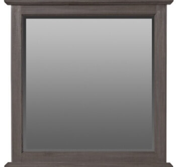 Modus City II Basalt Mirror