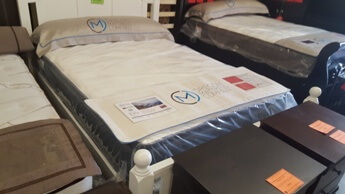 Oregon Mattress Bay City Pillow Top Full Mattress