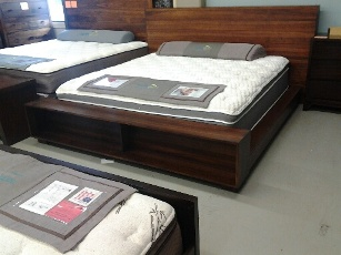 Modus Chelsea Park Cal King Storage Bed