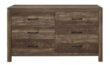 Homelegance Corbin Wood-Look 6-Drawer Dresser