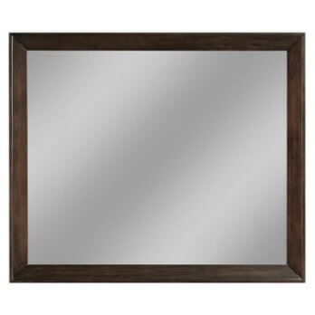 Modus Element Hardwood Mirror