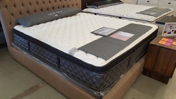 Therapedic Elevation Luxury Cooling Firm Euro Top King Mattress