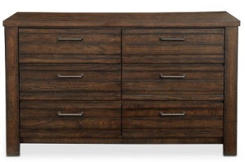Home Meridian Emory 6-Drawer Dresser