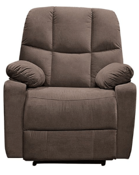 Porter Hardy Brown Power Recliner