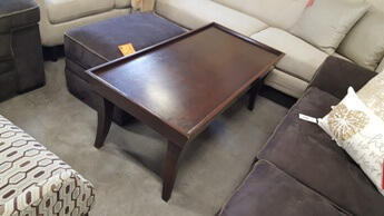 Homelegance Espresso Finish Coffee Table