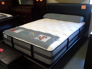 Kensington Plush Queen Mattress