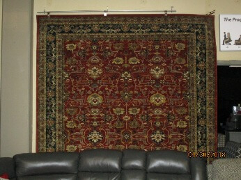 Karastan Keralam 8x11 Area Rug (Spice Market Collection)