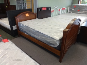 Legacy Irvine Twin Bed
