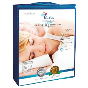 PureCare Omni 5-Sided Cal King Mattress Protector