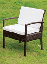 Furniture of America Makenna Outdoor Chair