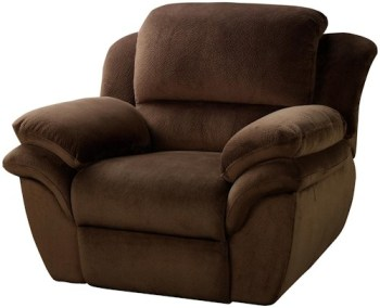 New Classic Pebble Chocolate Recliner