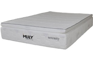 Serenity 13-Inch Memory Foam King Mattress