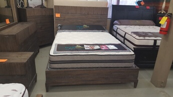 Modus Tillson Flint Queen Bed